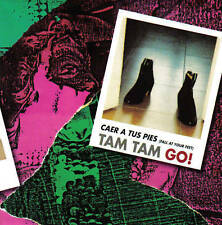 TAM TAM GO-CAER A TUS PIES SINGLE VINILO 1993 SPAIN
