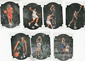 90'S INSERTS LOT (7/20) 1997-98 UPPER DECK CC STAR ATTRACTION AI PIPPEN PENNY