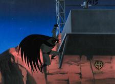 Batman Animated Series Original Production Cel Batman-The Demon Reborn
