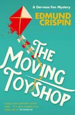 The Moving Toyshop by Edmund Crispin (Paperback, 2015)