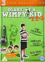 Diary of a Wimpy Kid 1-3    [DVD]      (Brand New)   All Three Films