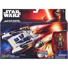 ☺ Star Wars Vaisseau Bombardier Éclaireur Y-Wing Kanan Jarrus Hasbro Disney