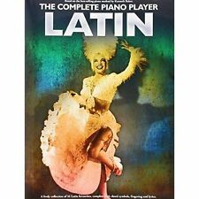 The Complete Piano Player: Latin by Music Sales Ltd (Paperback, 2014)