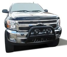 OPEN BOX Black Bull Bar Brush Bumper Guard For 2011-2013 Toyota Highlander