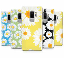 NEW DAISY SUMMER FLORAL FLOWERS MOBILE PHONE CASE FOR SAMSUNG GALAXY S9 PLUS