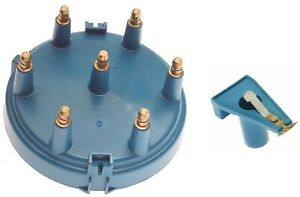 Distributor Cap and Rotor Arm Ford 77-78 Mustang II 79-83 Mustang