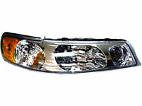 For 1998-2002 Lincoln Town Car Headlight Assembly Right - Passenger Side 77965SN
