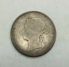 Canada 1899 Large First 9 50 Cents Silver Victoria Circulated Low Grade Example