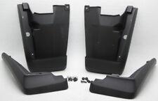 OEM Honda Element Mudguard Set 4-Piece w/Hardware 08P00-SCV-101B Black