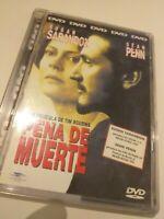 Dvd  PENA DE MUERTE CON SEAN PENN Y SUSAN SARANDON