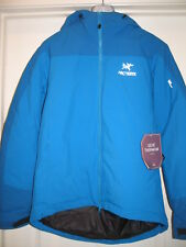 Arc'teryx Kappa Windstopper Jacket  Insulated (For Men).BLUE.Size:M.NWT.