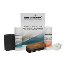 Colourlock Faux/Vinyl Leather Cleaner & Conditioning Kit furniture,cars clothing