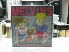 Melvins LP Europe Houdini 2019 Gatefol 180GR. Audiophile Limited Silver Numbered