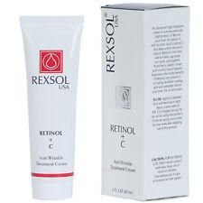 REXSOL Retinol + C Anti-Wrinkle Treatment Cream