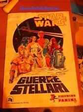evado mancoliste figurine GUERRE STELLARI STAR WARS Panini 1977 vedi lista