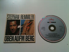 Stephan Remmler (ex Trio) - OBEN AUFM BERG - Maxi CD Single © 1988 (cardsleeve)