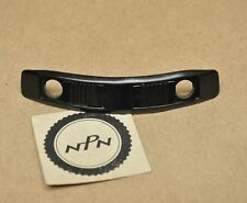 NOS New Arai HJC Icon Helmet Snap On Chin Mouth Top Vent Replacement Part Black
