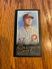2020 Topps Allen & Ginter 'X' Black Mini Pick Your Card - Online Exclusive