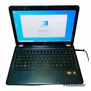 HP Pavilion dv5 AMD Turion II P520 4GB 500GB HD Windows 10 Pro Laptop Notebook