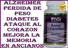 ACETYL L-CARNITINE  100% Natural