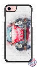 Vintage Classic Volkswagen Beetle Bug Car Phone Case for iPhone Samsung LG etc