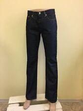 Helmut Lang men's blue jeans classic low waist bootcut, Classic denim, HR5016