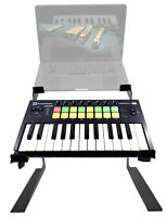 Novation LAUNCHKEY MINI MK2 25-Key USB Ableton Keyboard Controller+Dual Stand