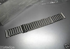 18MM Vintage Style Military Bonklip Type Watch Strap Bracelet - New Old Stock