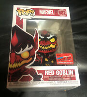 Funko Pop! Red Goblin New York Comic Con 2020 Exclusive  #682 ComiCon Sticker