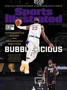 Sports Illustrated 2020 Los Angeles Lakers NBA Champions > Lebron James 🔥🏆🔥