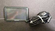 """Garmin Nuvi 40LM 4.3"""" car gps unit with Lifetime Maps AND CHARGER"""