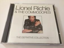 LIONEL RICHIE & THE COMMODORES - THE DEFINITIVE COLLECTION - CD