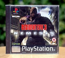 Resident Evil 3 | PlayStation 1 | PS1 | PAL | Complete with Manual