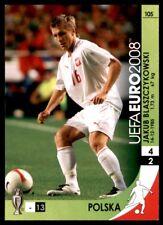 Panini Euro 2008 Trading Card Game - Jakub Blaszczykowski (Poland) No. 105