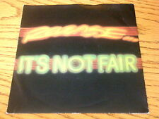 "RELEASE - IT'S NOT FAIR     7"" VINYL PS"