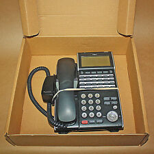 NEC DT700 Series ITL-24D-1A(BK)TEL Model ILV(XD)Z-Y(BK) Business Telephone Hands