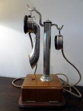 ANCIEN TELEPHONE ANTIQUE VINTAGE OLD PHONE DECO ALTE TELEFON