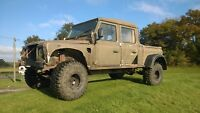 Land Rover 130 (127 in) classic LWB Defender