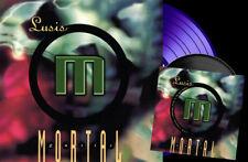 "MORTAL-LUSIS (NEW-VINYL 12"" Purple + 7"" Black) Retroactive Xian Industrial Metal"