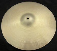 "Vintage 18"" Zildjian A. & Cie Constantinople Crash Ride Cymbal"