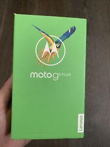 Motorola Moto G5 Plus XT1687 - 32GB - Gray (Unlocked) Smartphone. SEALED! NEW!