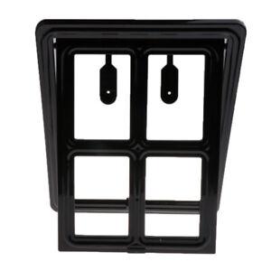 Lockable Pet Door Sliding Screen Door for Dogs and Cats Dog Supplies Doors Flaps