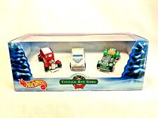 Hot Wheels Vintage Hot Rods X-Mas 3-Pack Ford Vicky Passion Sweet 16 Car 1:64