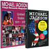 Lot - Michael Jackson United States - Book + Vinyl Records Magazine - New