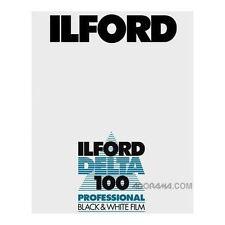 Ilford Delta 100 Tamaño de 4x5 de gran formato Película negativa blanco y negro (25)