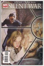 Marvel Comics SILENT WAR Volume 1 #2 April 2007 VG First App Somnus & Desidera