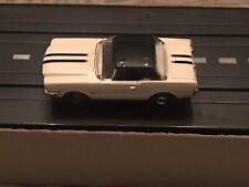 Vintage Aurora Mustang Hardtop HO Slot Car