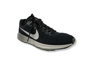 Nike Air Zoom Structure 21 Running Shoes904701-001Womens Sz 8 Black White Grey