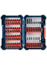 Bosch SDMS48 48-Piece Impact Tough™ Screwdriving Custom Case System Set NEW