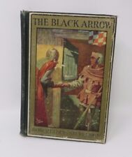 The Black Arrow Robert Louis Stevenson Vintage Frank Godwin Illustrations